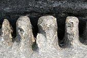 Limestone Bollards