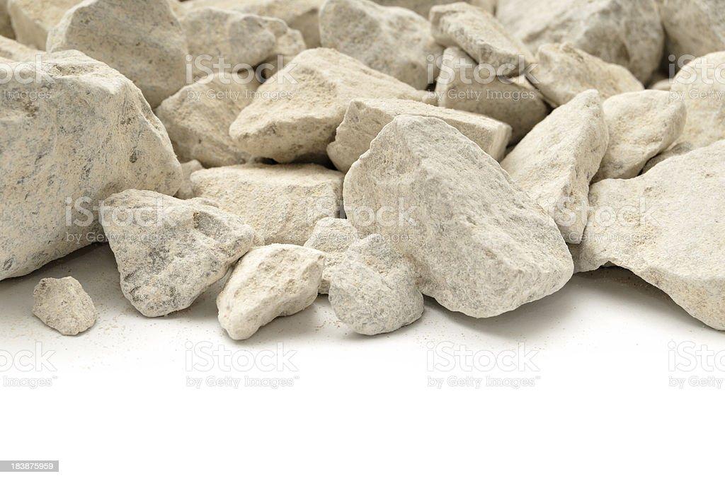 Limestone macro stock photo