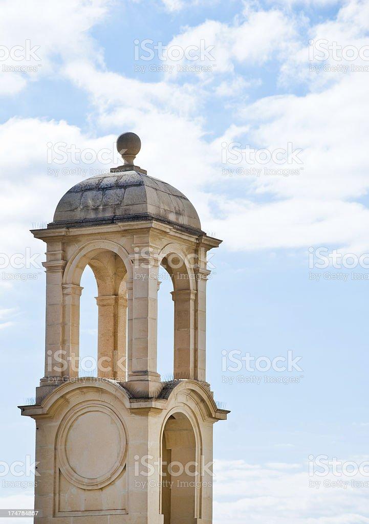 Limestone Tower royalty-free stock photo