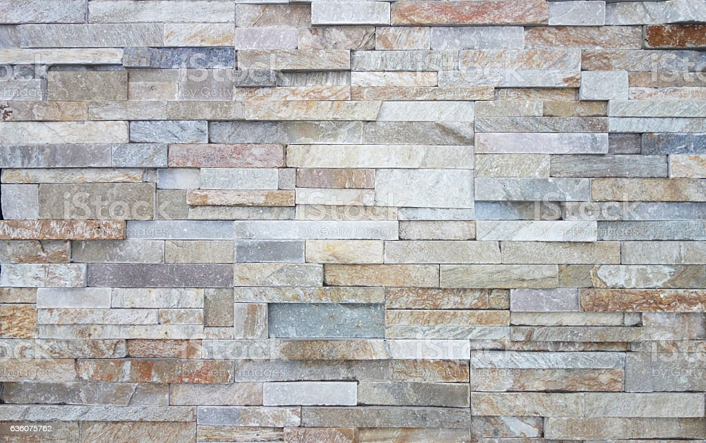 Limestone wall textur stock photo