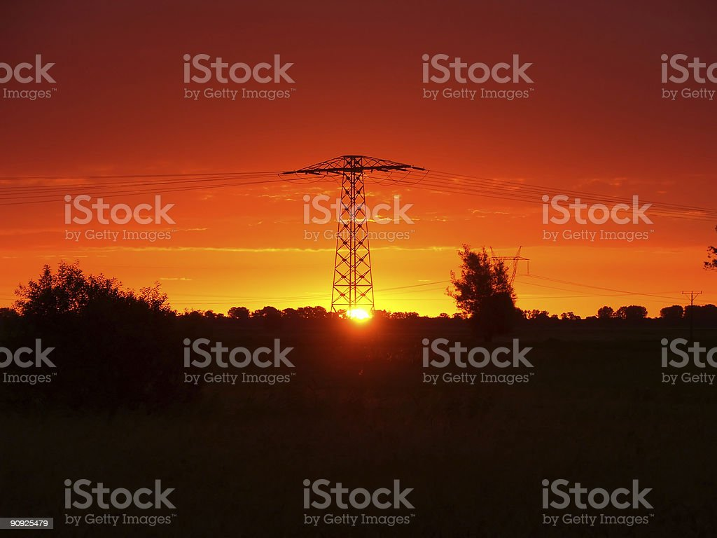 limitless energy royalty-free stock photo