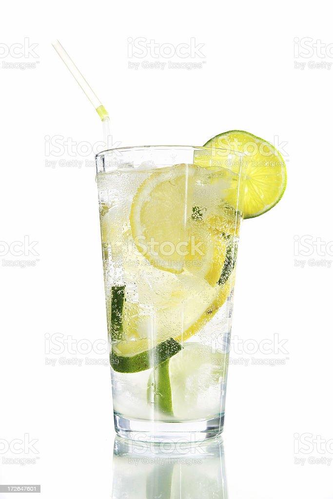 Limonade beverage royalty-free stock photo