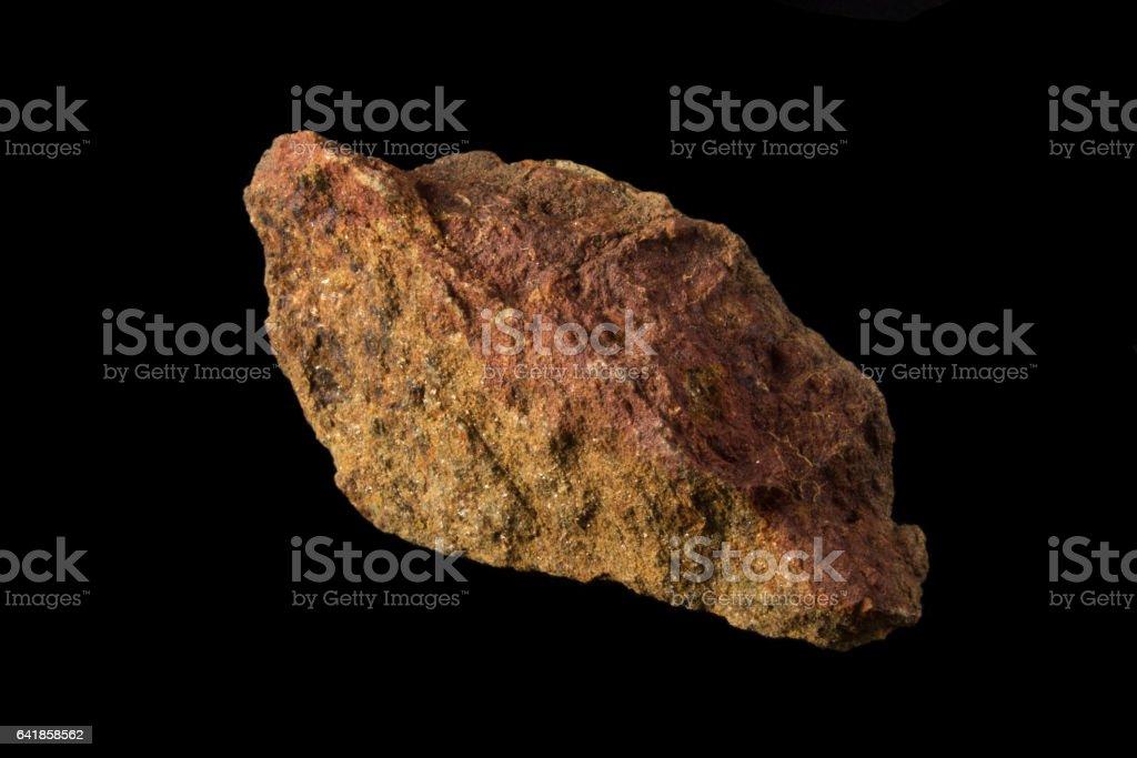 Limonite stock photo