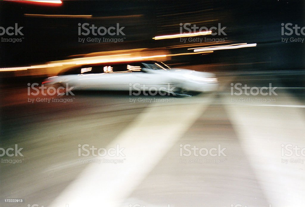 Limousine Night Out (3) royalty-free stock photo