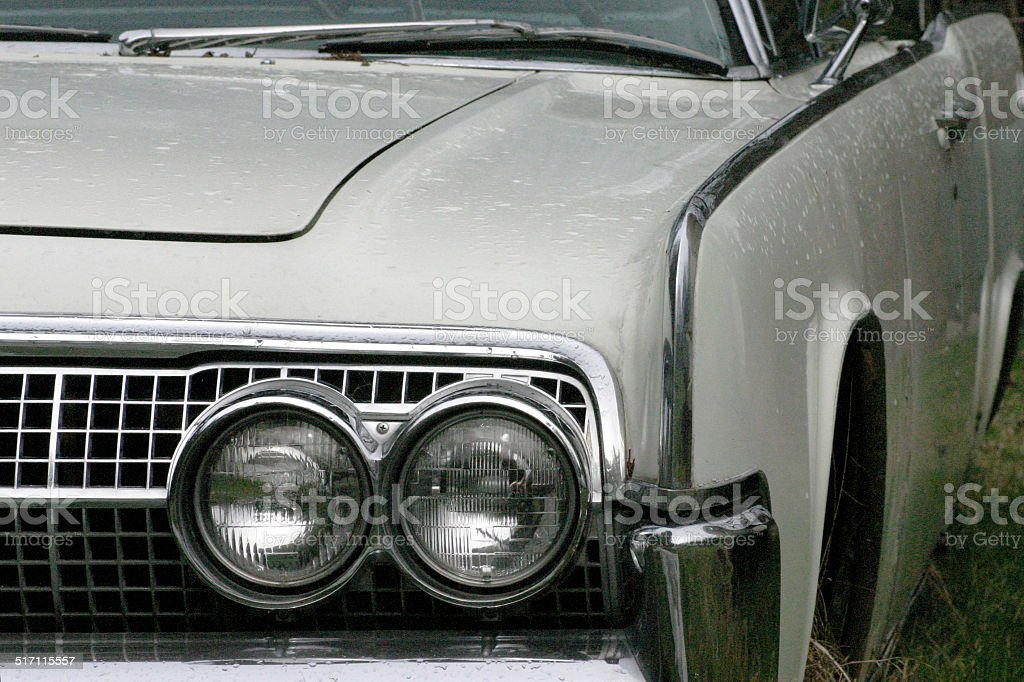 1963 Lincoln Continental 1 stock photo