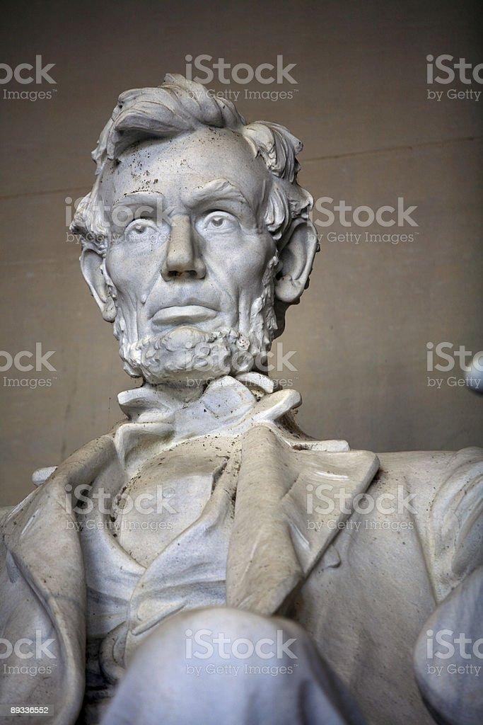 Lincoln Memorial, Washington, DC royalty-free stock photo