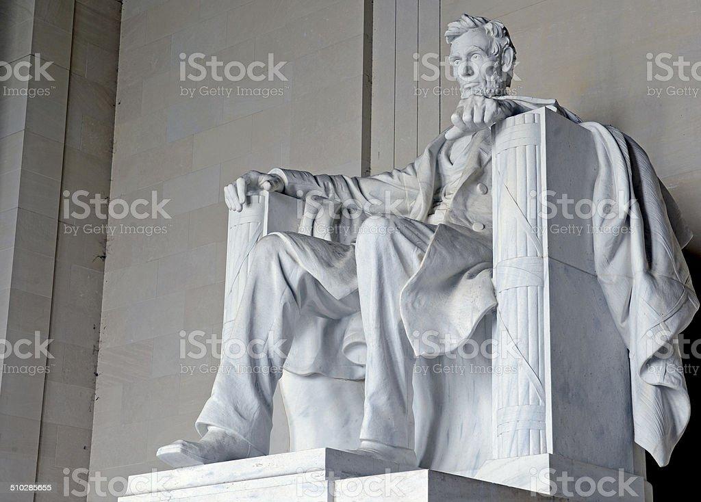 Lincoln Memorial, Washington DC, USA stock photo