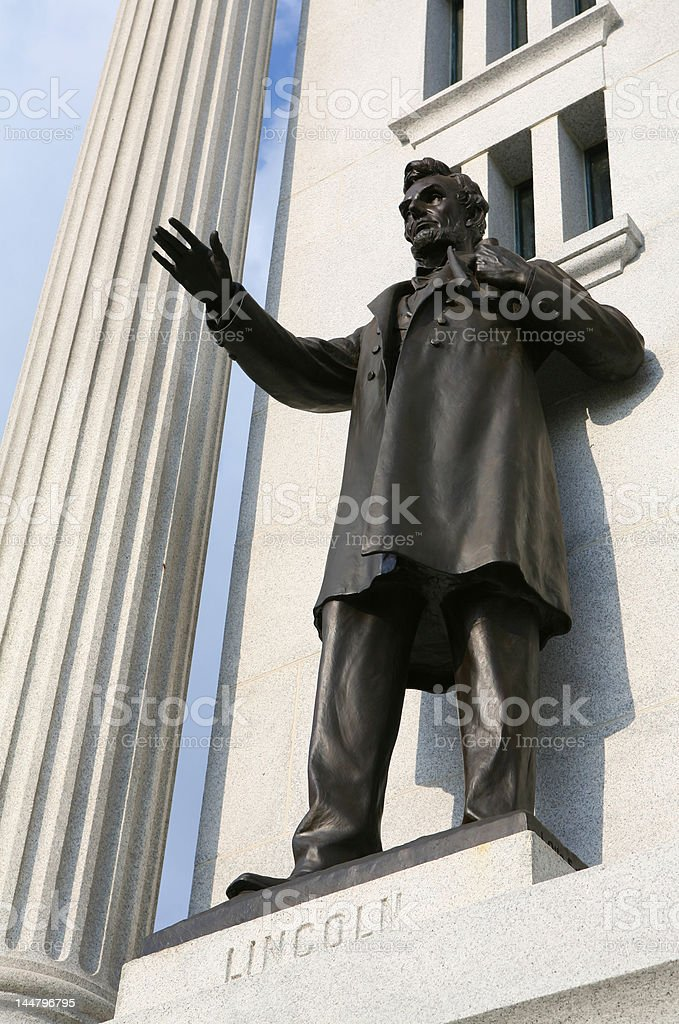 Lincoln stock photo