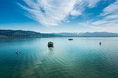 Lindau at Lake Constance