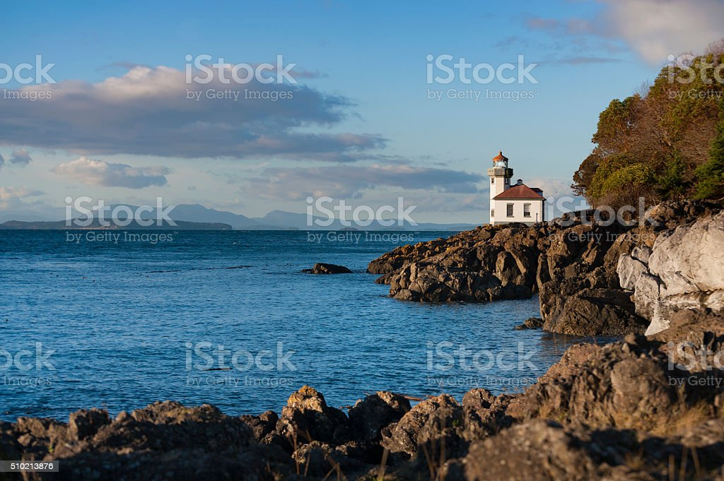 Line Kiln Lighthouse stock photo