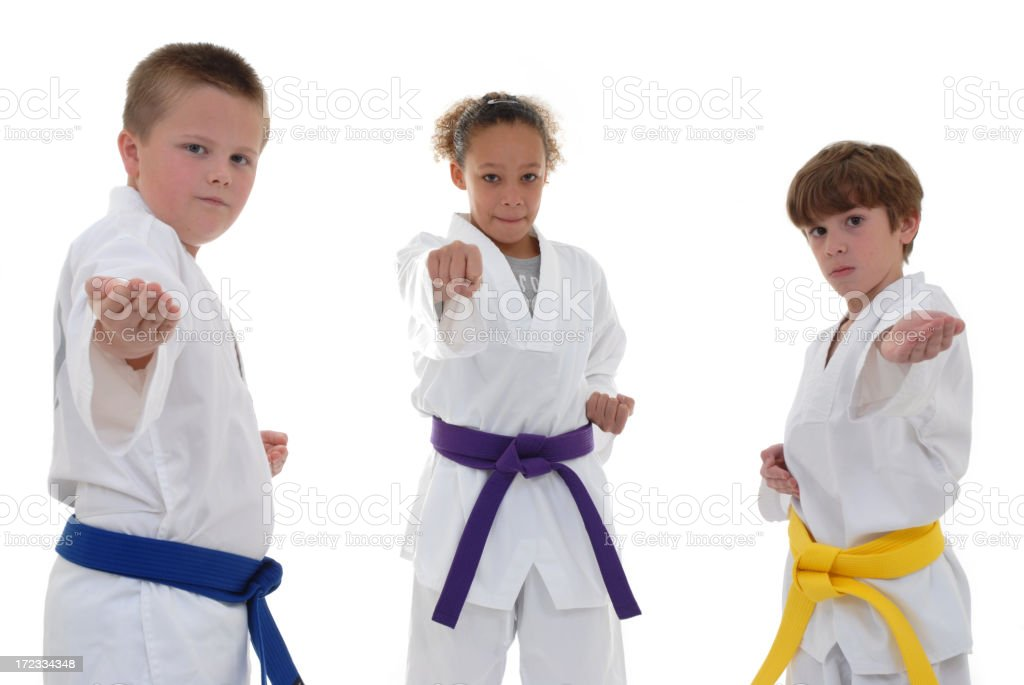 Line of defense royalty-free stock photo