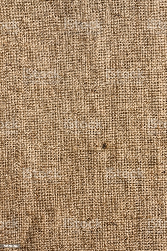 linen canvas texture or background stock photo