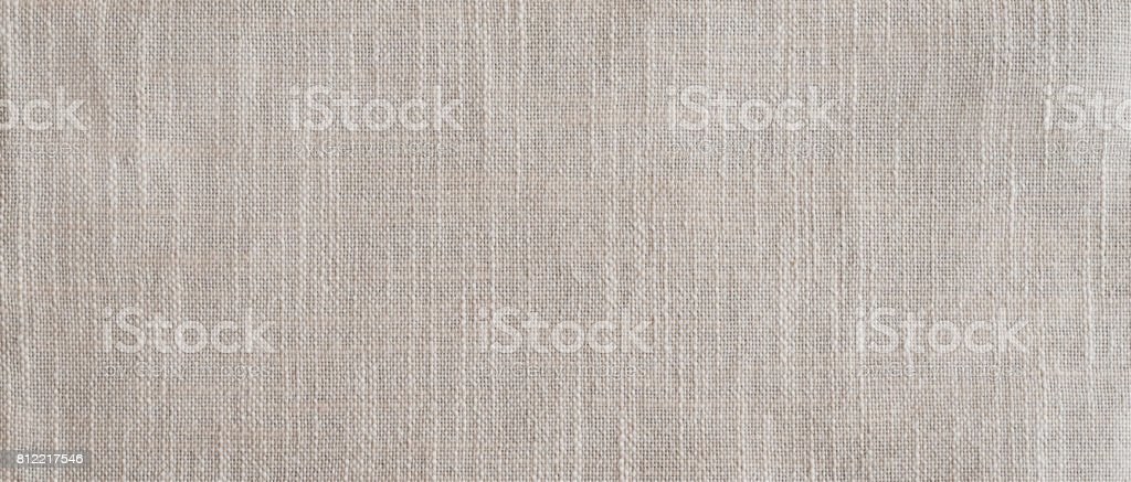 Linen fabric macro.
