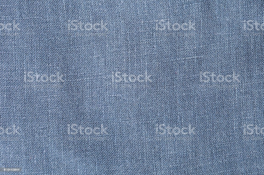 Linen fabric detail background stock photo
