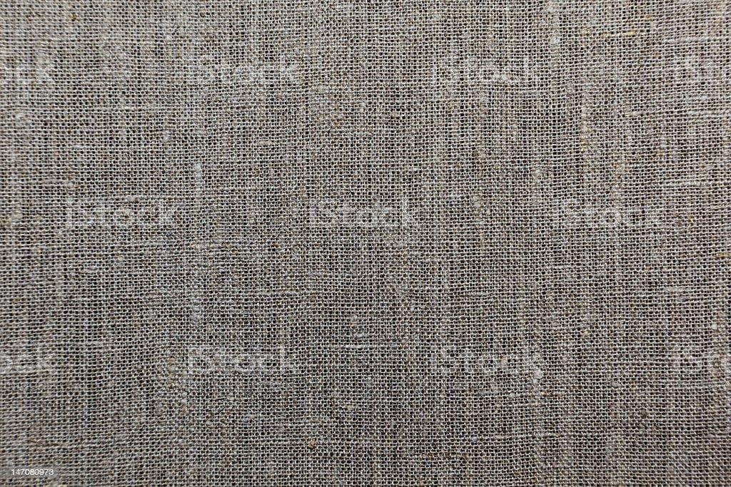 Linen fabric royalty-free stock photo