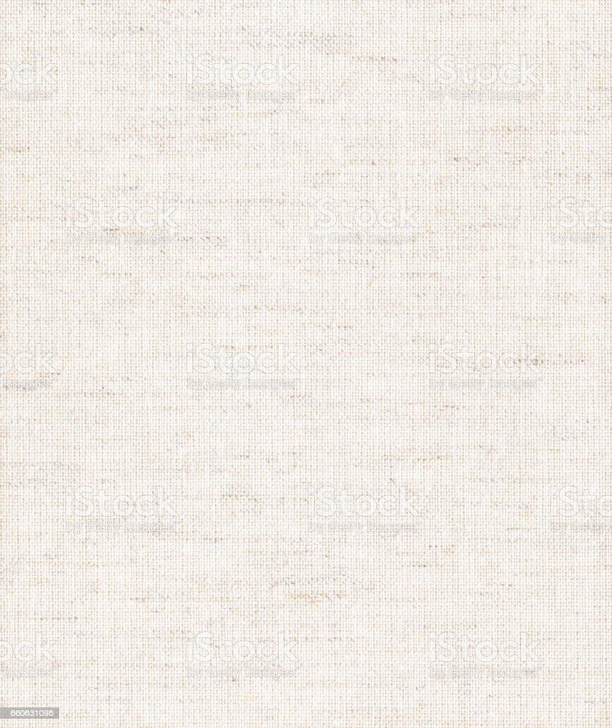White linen canvas cloth pattern