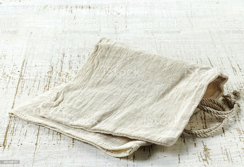 linen napkin royalty-free stock photo