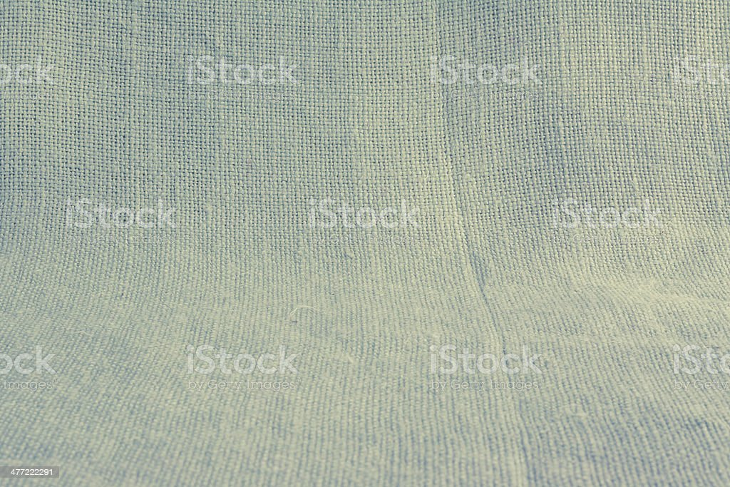 Linen natural canvas background basis fabric royalty-free stock photo