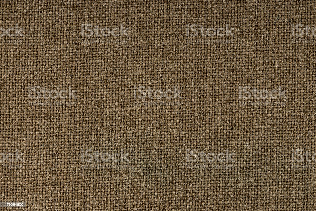 linen texture in close-up royalty-free stock photo