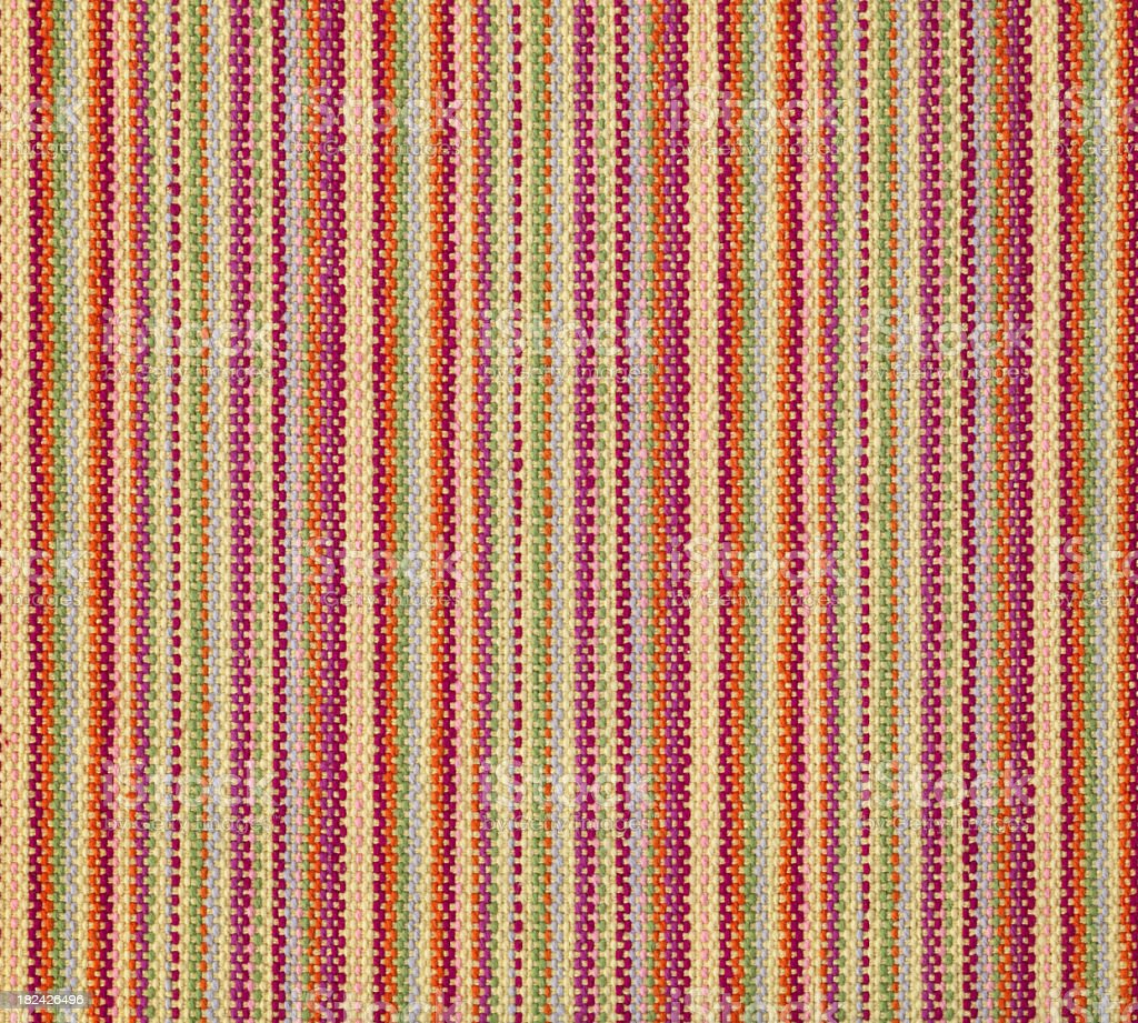 linen with handcrafted pattern royalty-free stock photo