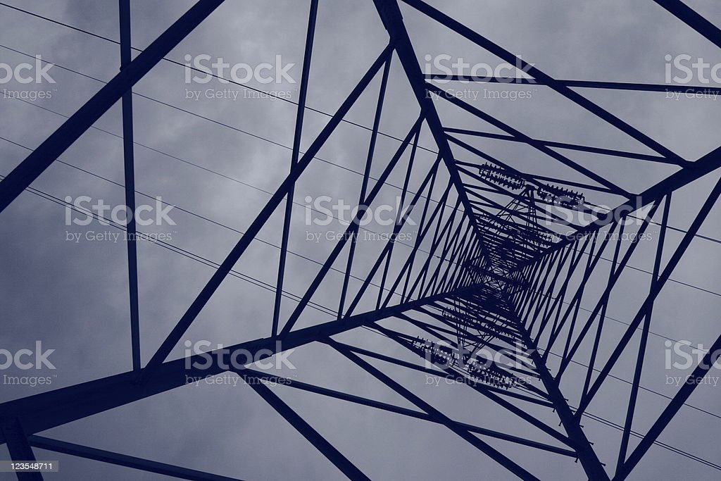 Lines study royalty-free stock photo
