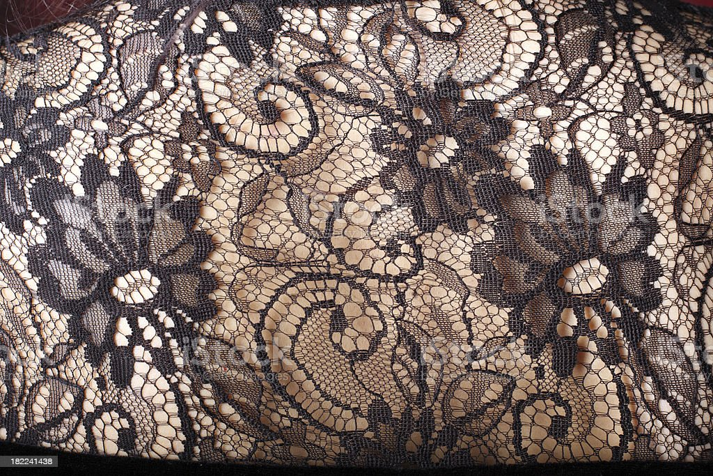 lingerie lace royalty-free stock photo