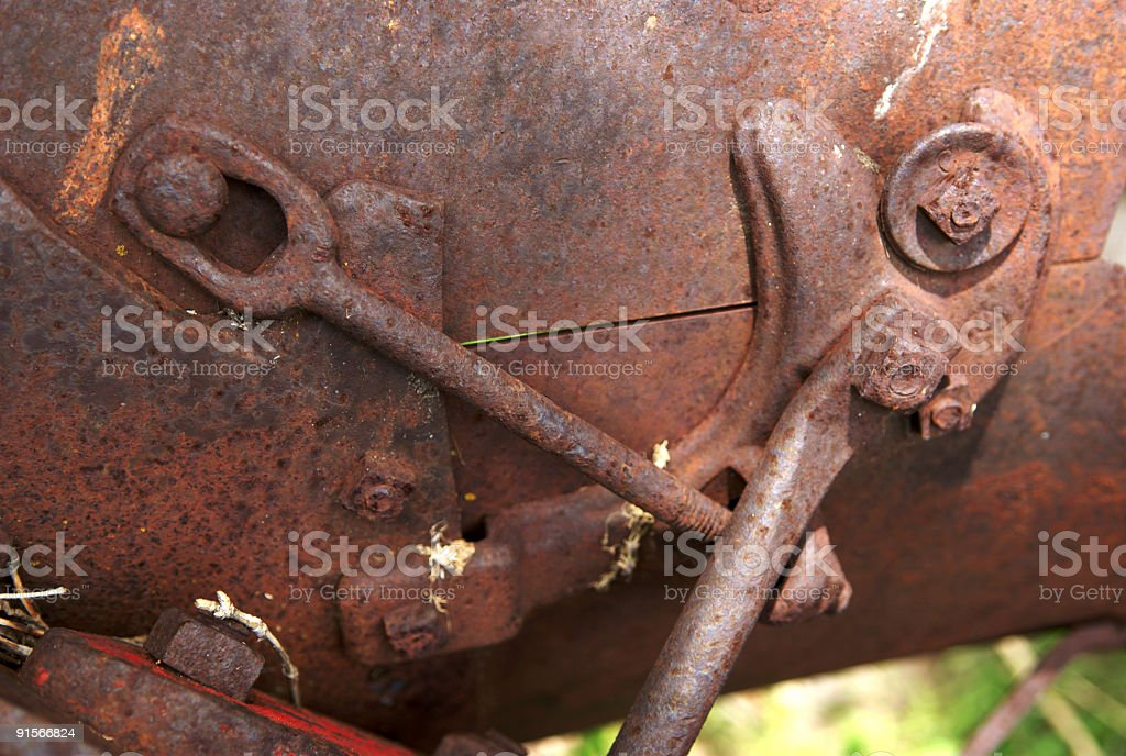 Linkages stock photo