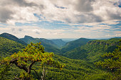 Linville Gorge Summer Afternoon