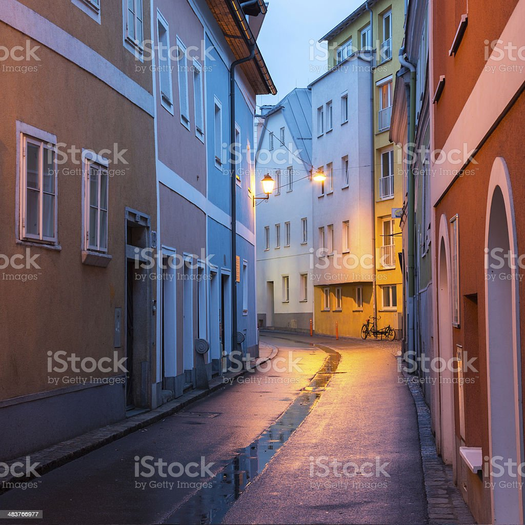 Linz stock photo