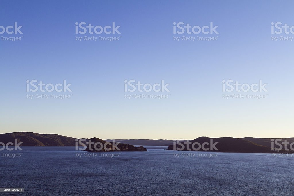 Lion Island royalty-free stock photo