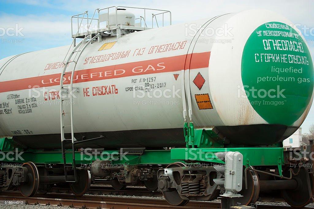 liquefied petroleum gas stock photo
