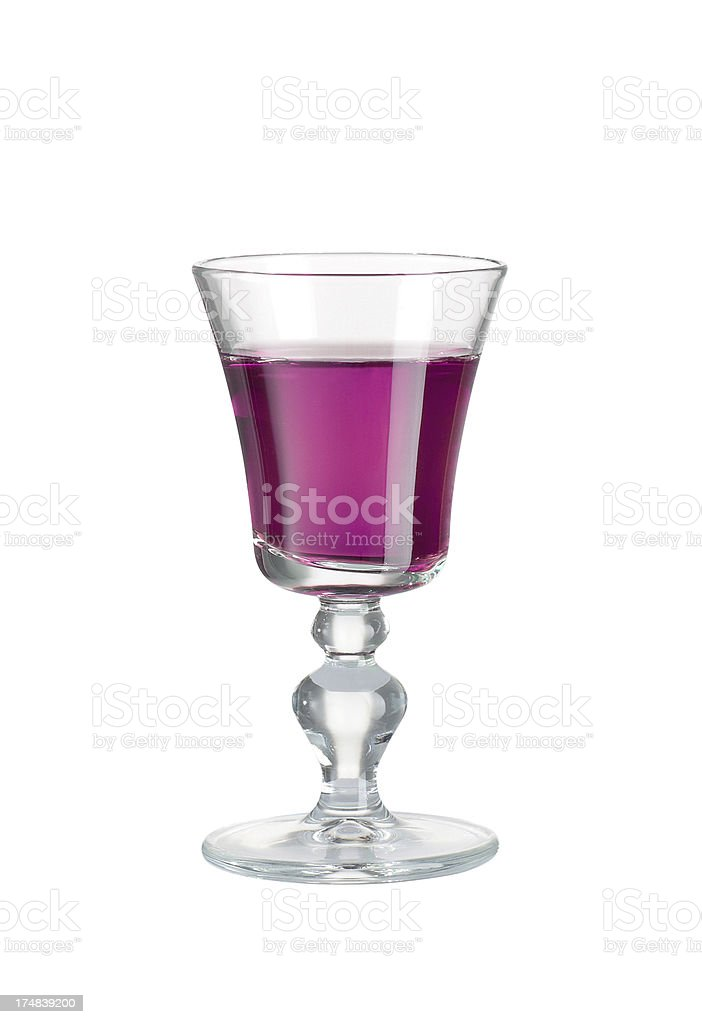 Liqueur+Clipping Path (Click for more) stock photo