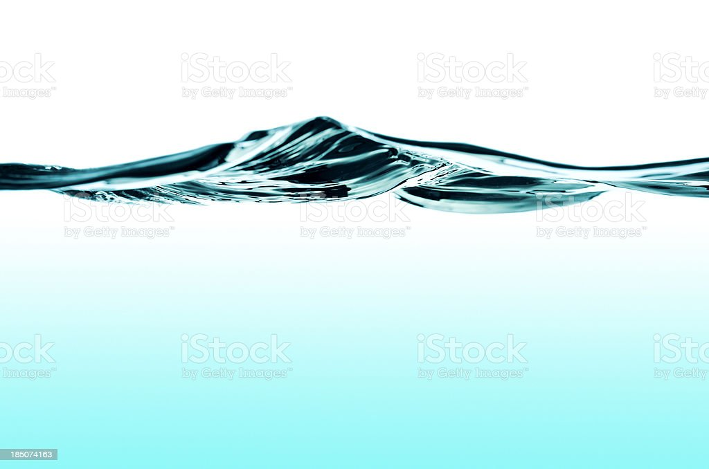 Liquid background royalty-free stock photo
