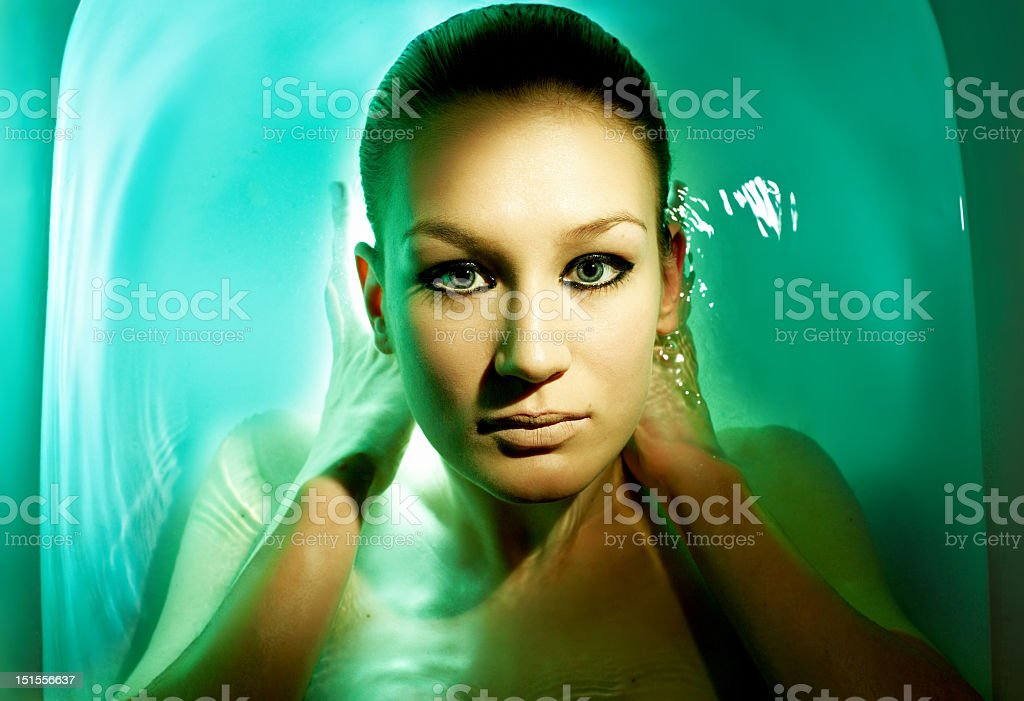 Liquid Dreams royalty-free stock photo