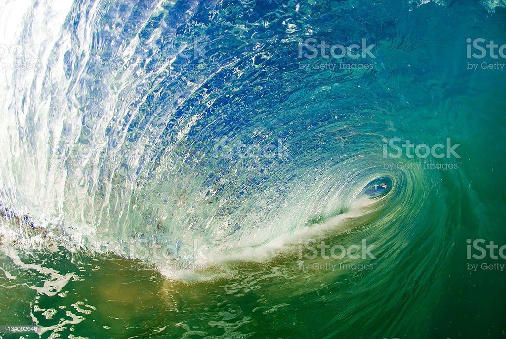 Liquid Energy royalty-free stock photo