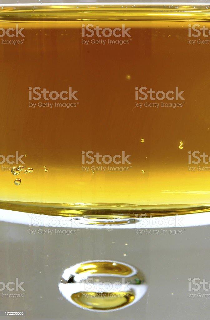 Liquid Macro stock photo