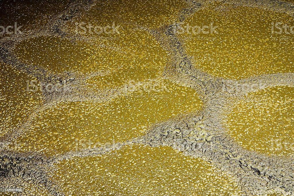 Liquid manure royalty-free stock photo