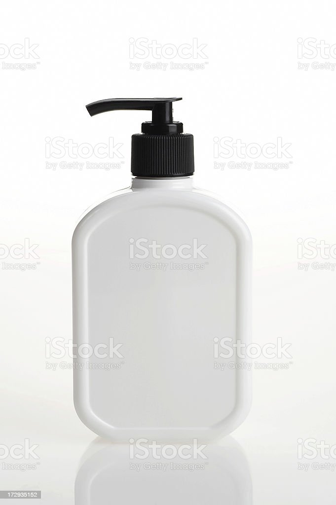 Liquid soap dispenser royalty-free stock photo