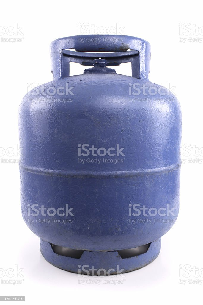 Liquified petroleum gas royalty-free stock photo