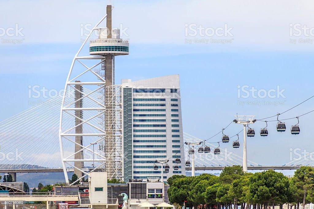 Lisboa stock photo