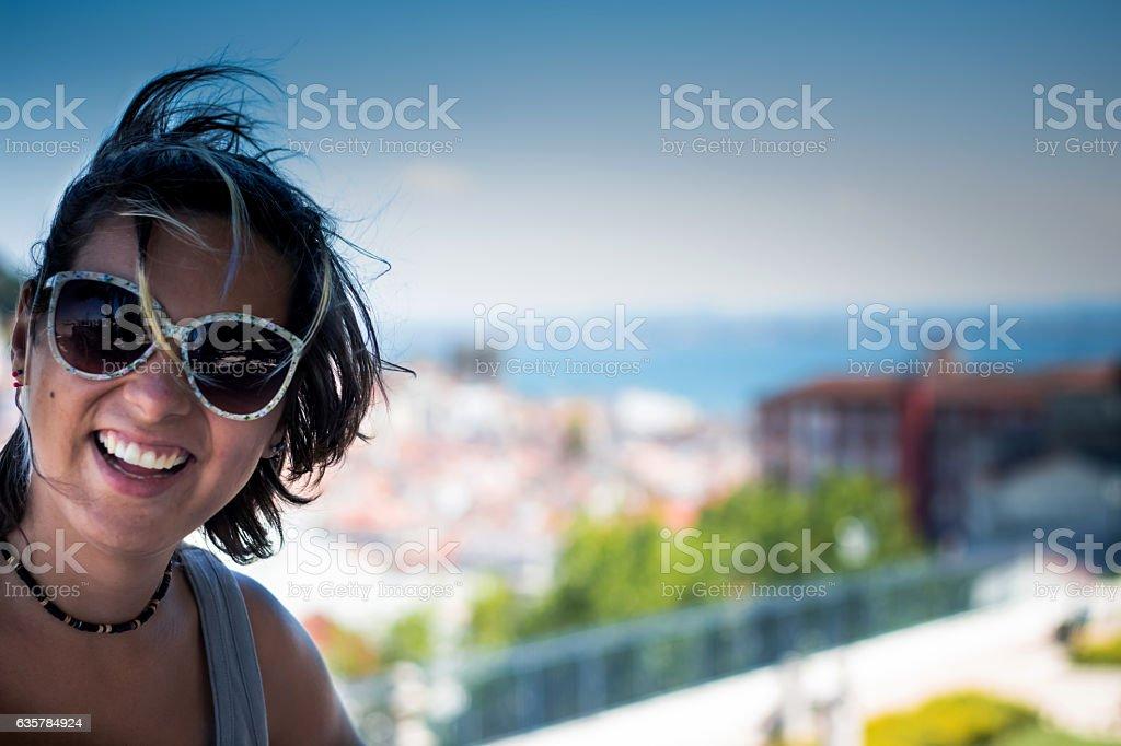 Lisbon is amaizing stock photo