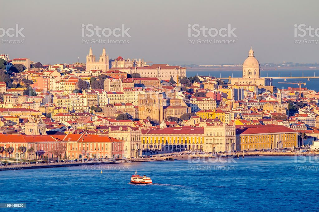 Lisboa stock photo