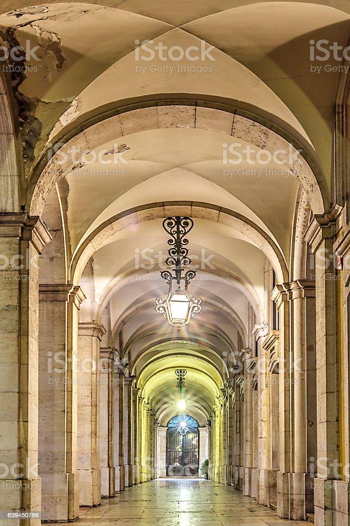 Lisbon stock photo