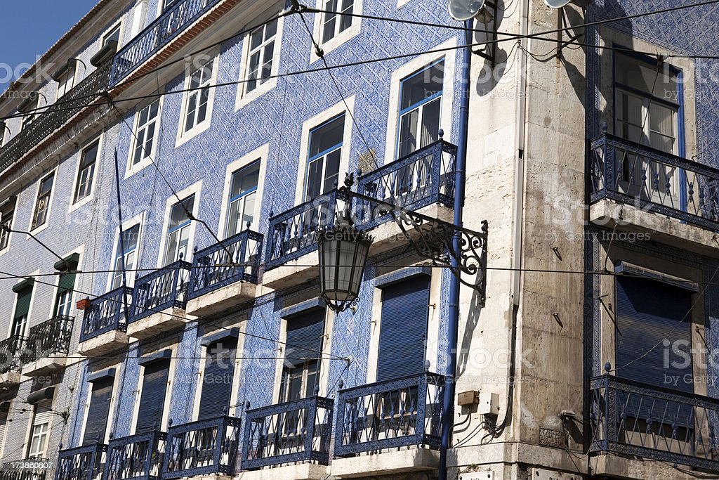 Lisbon Portugal Architecture royalty-free stock photo