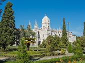 Lisbon, Portugal. Jeronimos Monastery