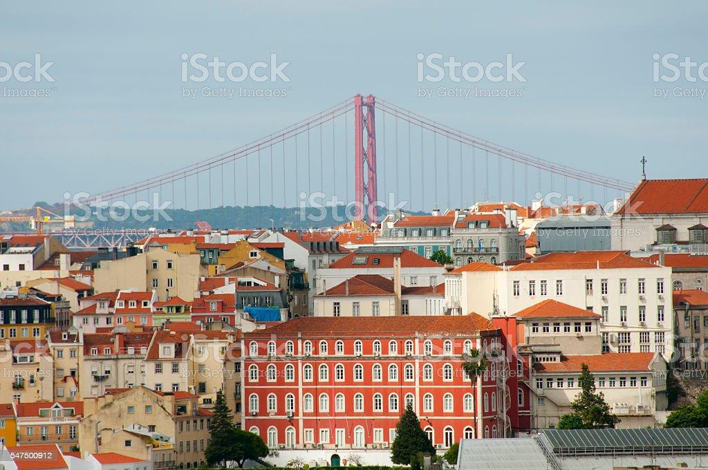 Lisbon - Portugal stock photo