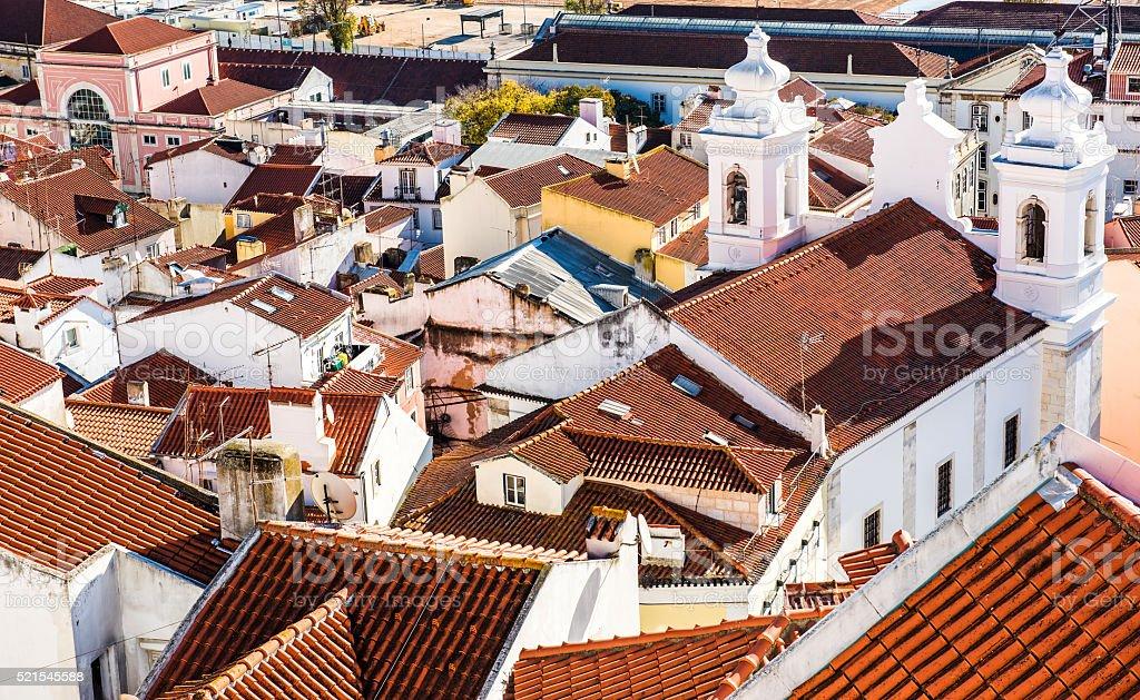 Lisbon - Shots of Portugal stock photo