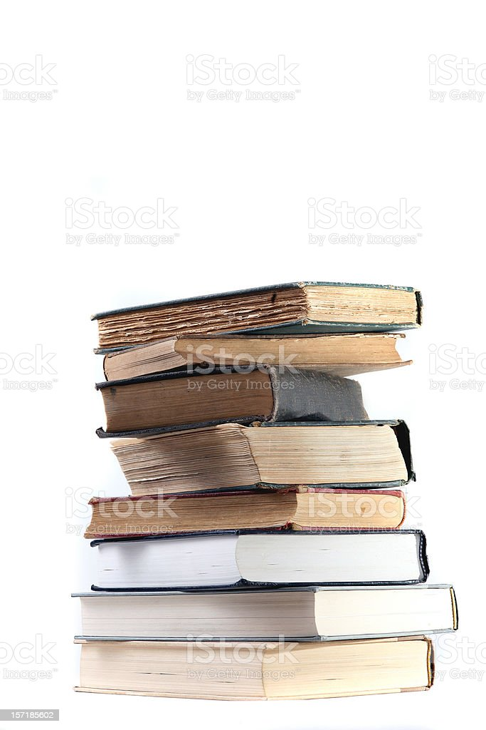 Literature royalty-free stock photo