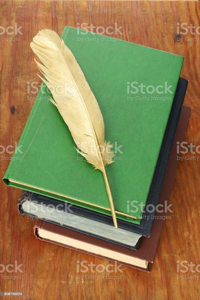 Literature stock photo