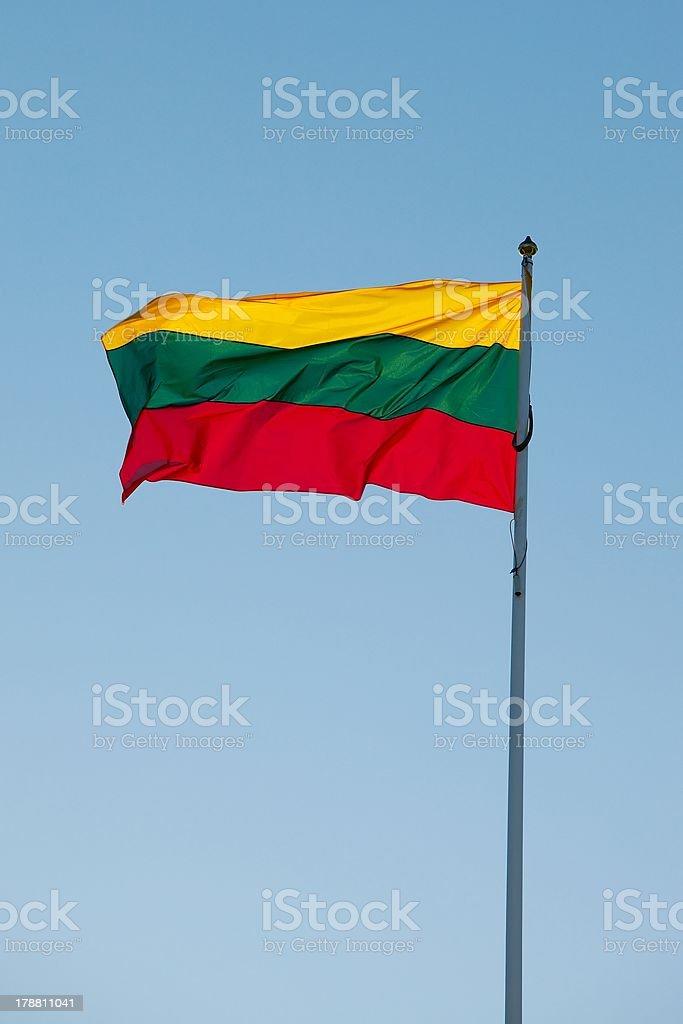 Lithuania stock photo